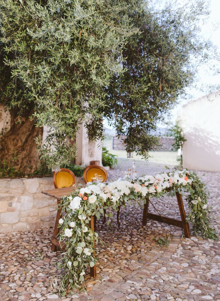 Traditional wedding in Sardinia