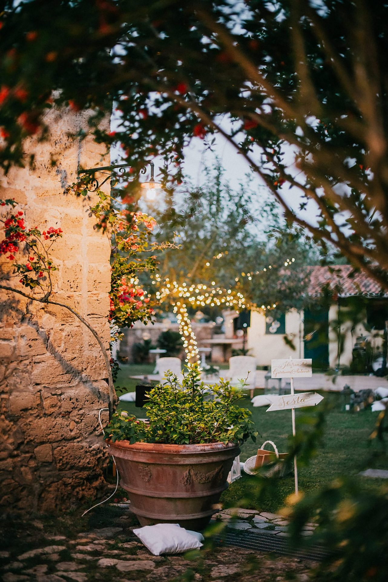 Ilaria e Giovanni, wedding at country villa in Italy
