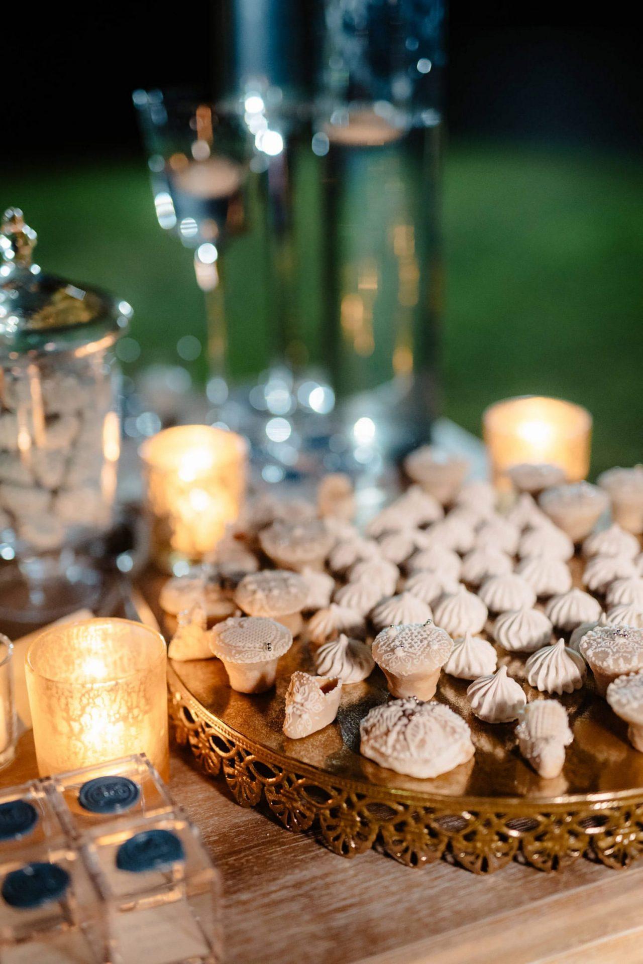 Linda and Enrico, Sardinian wedding sweets
