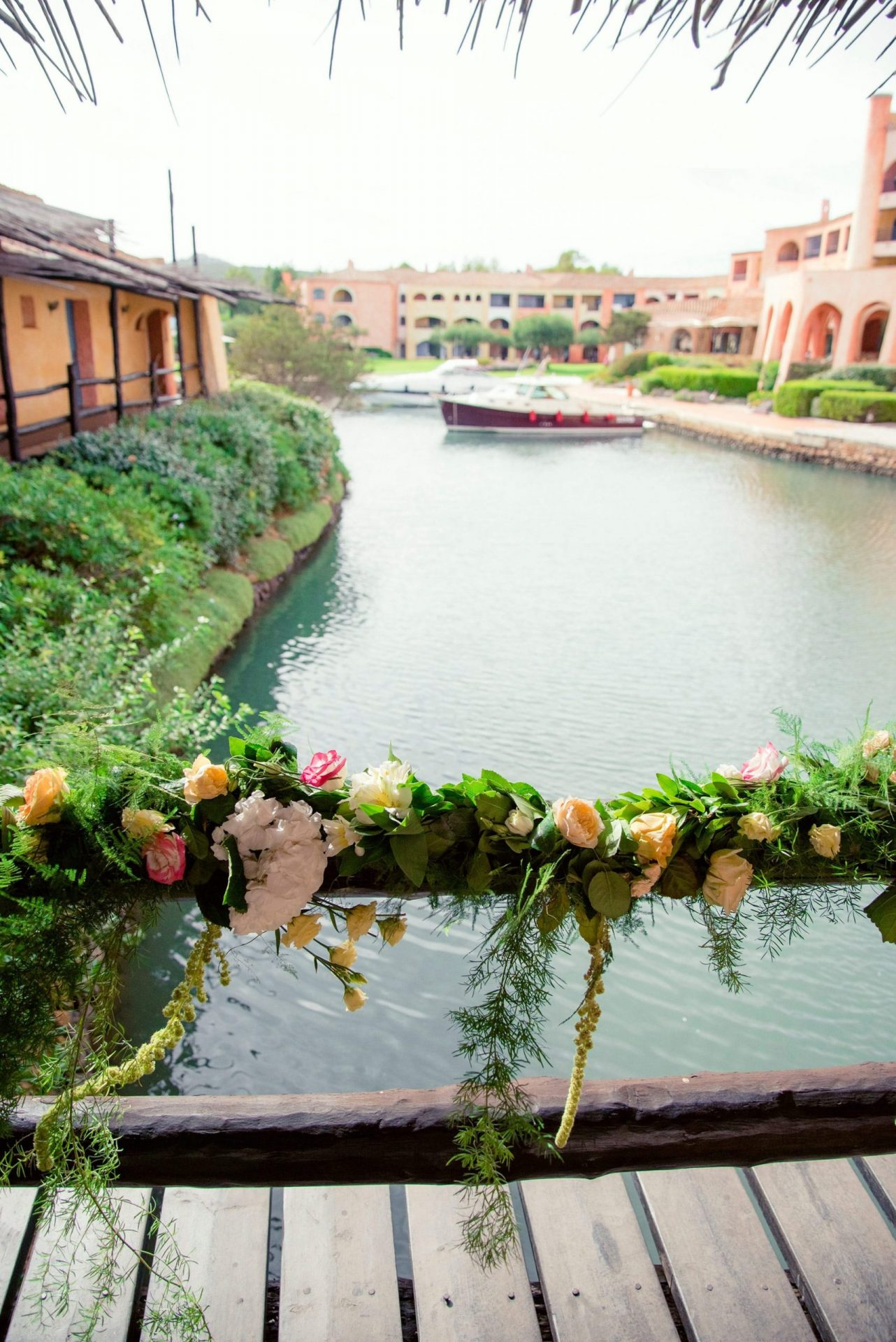 Lisa and Daniel, luxury wedding in Cala di Volpe, Porto Cervo