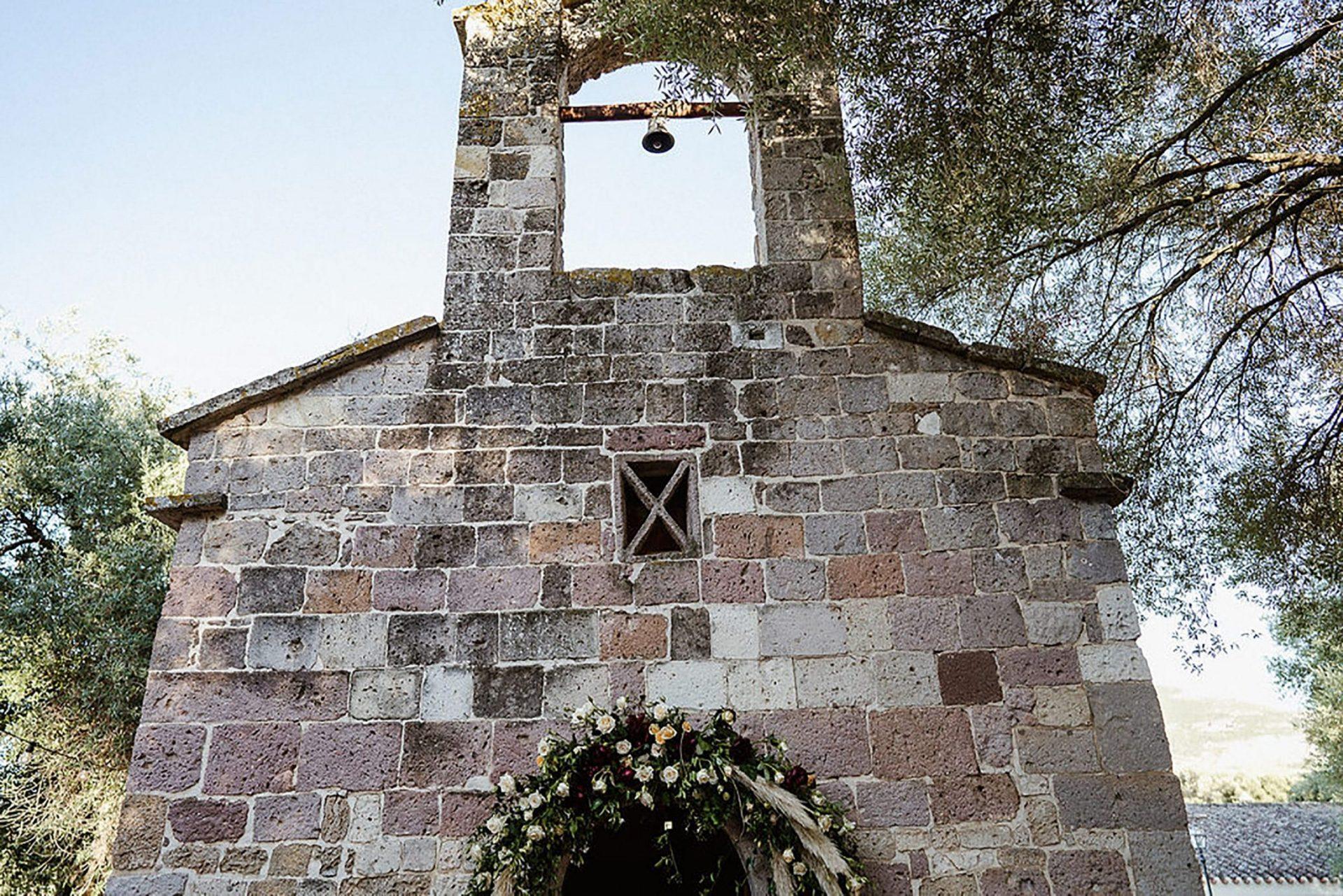 Marianna & Matteo, country church