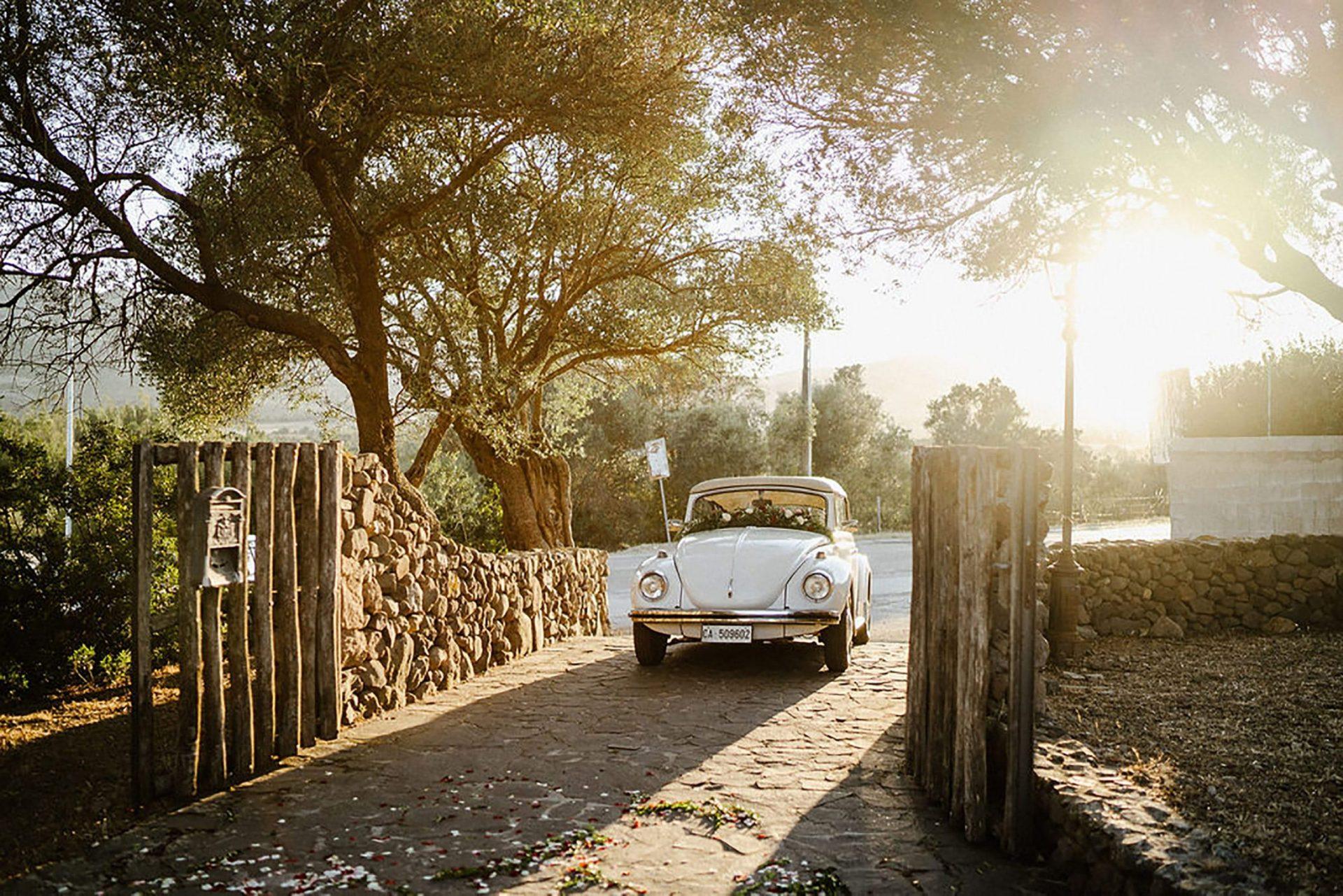 Marianna & Matteo, the spouses car