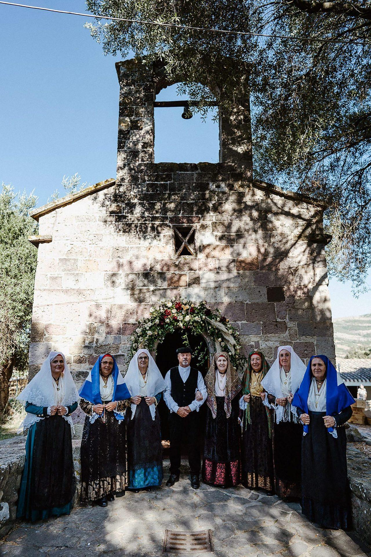Marianna & Matteo, Sardinian folk group