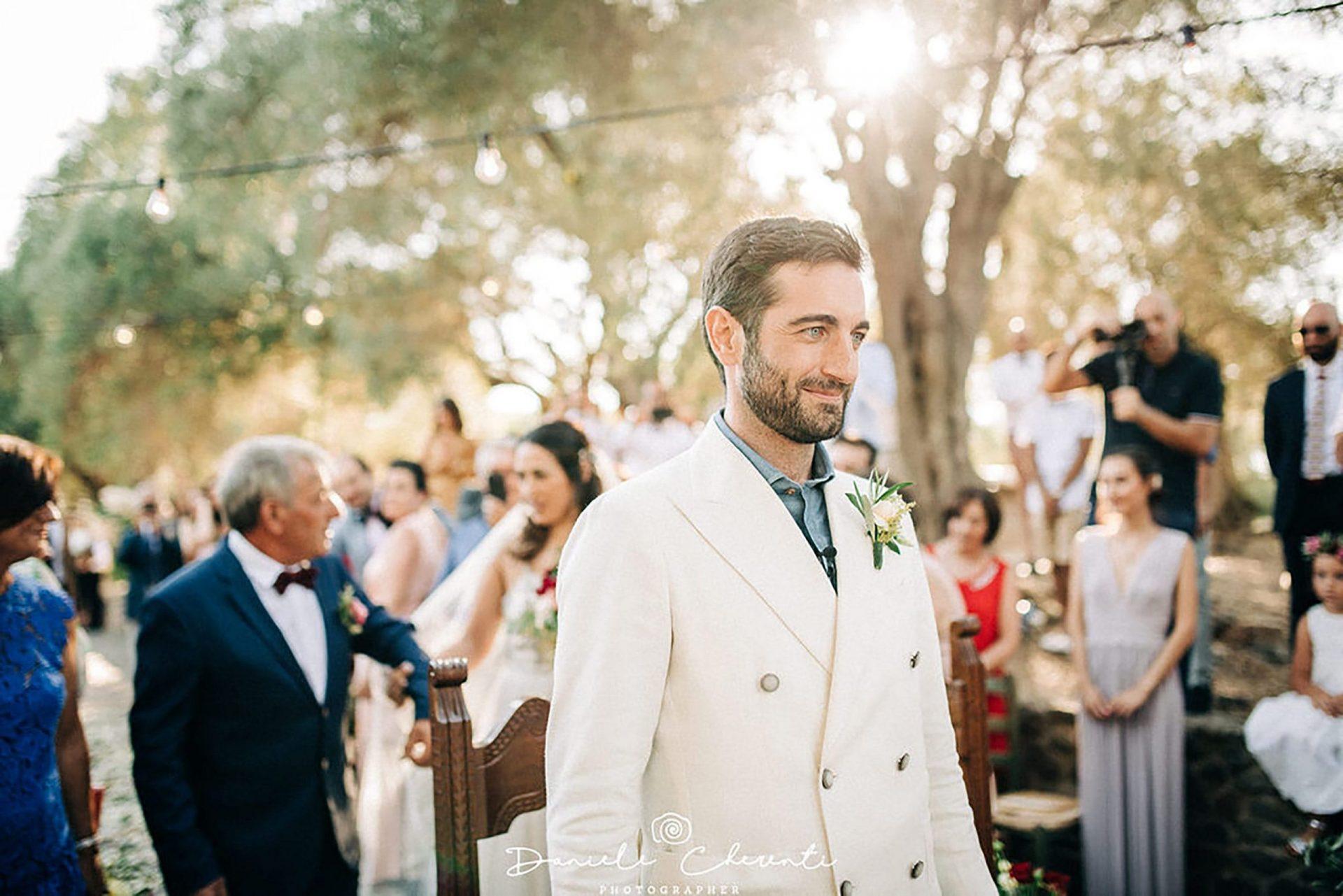 Marianna & Matteo, the groom
