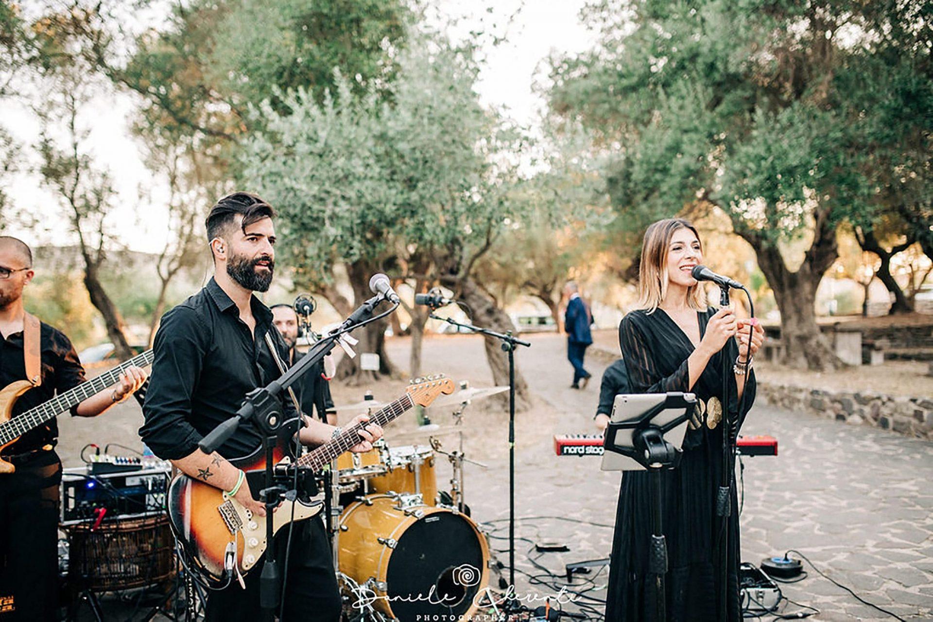 Marianna & Matteo, band
