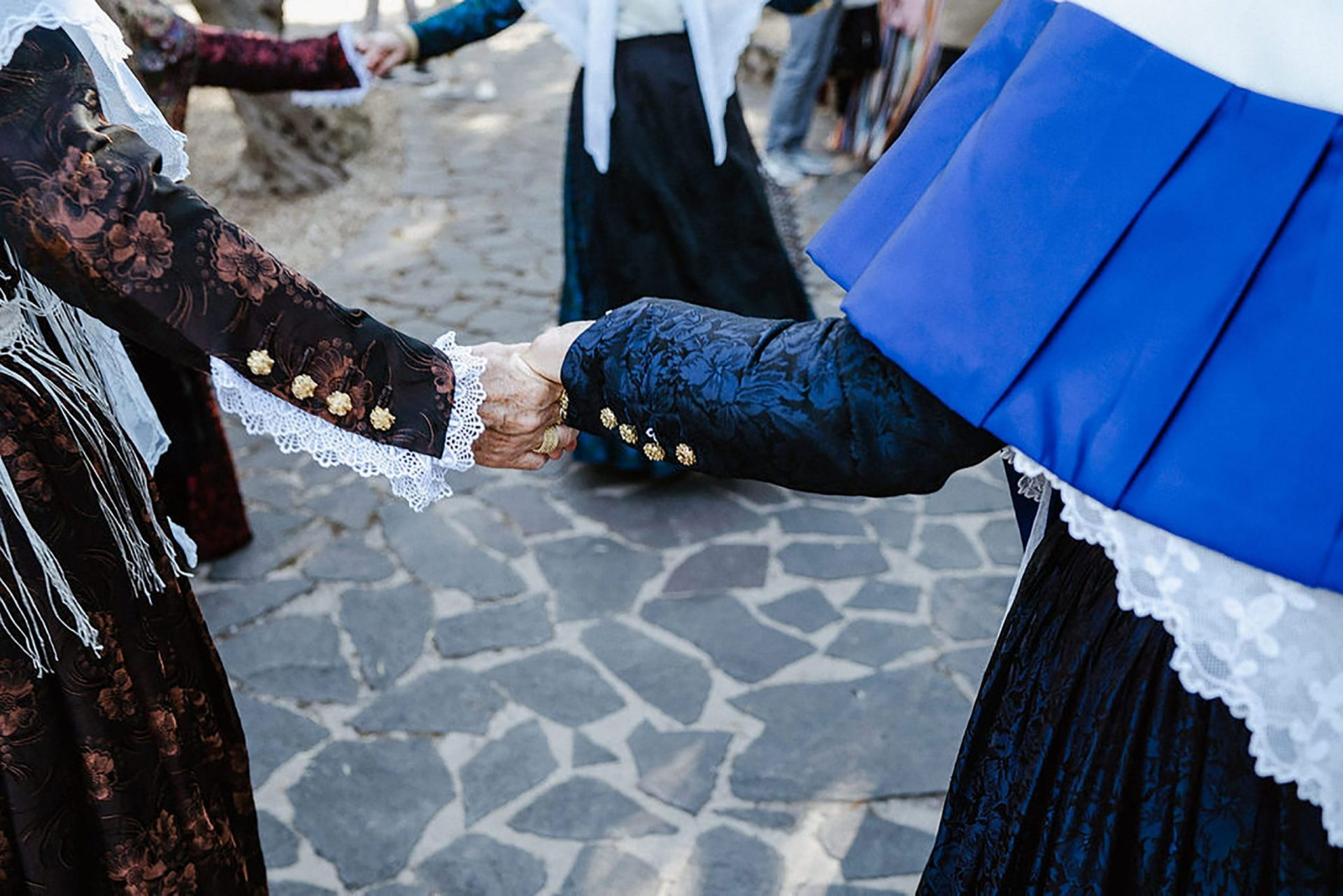 Marianna & Matteo, Sardinia folklore entertainment