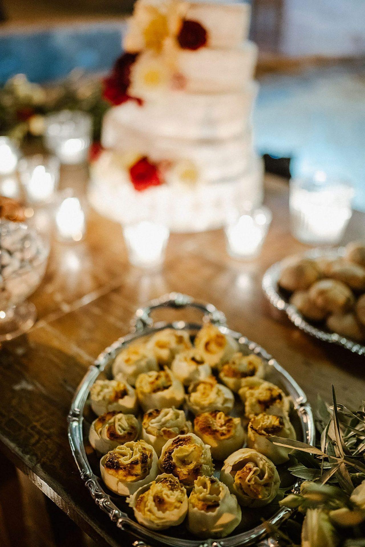 Marianna & Matteo, traditional Sardinian sweet table