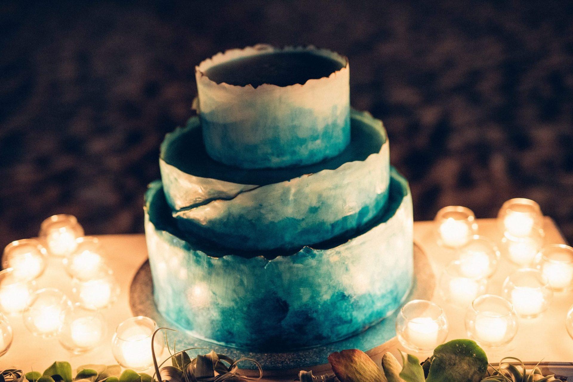 Mario and Mery, wedding cake