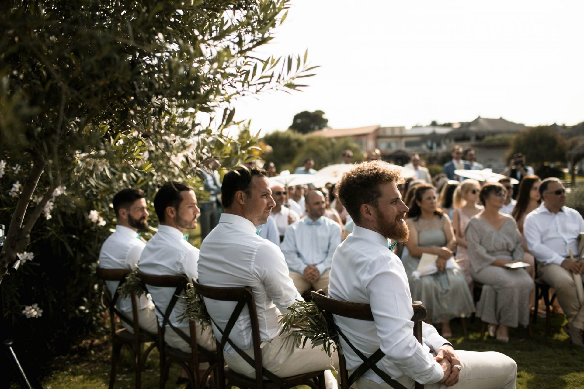 Melanie & Perit, wedding in Sardinia