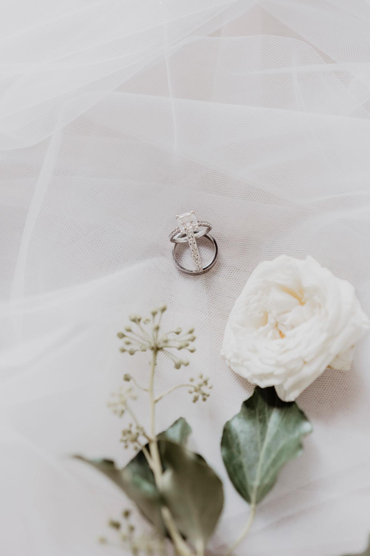 Ranya and Tarek, wedding jewel detail
