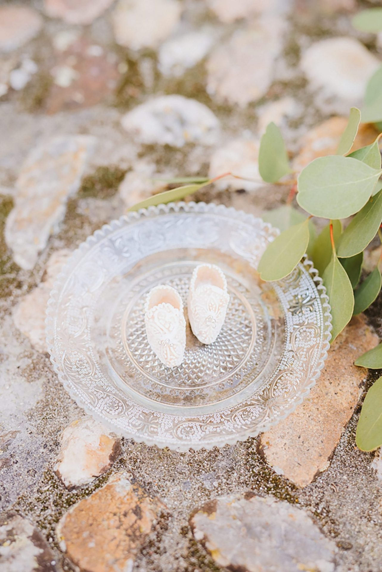 Elopement in ancient Italian village, traditional Sardinia sweets