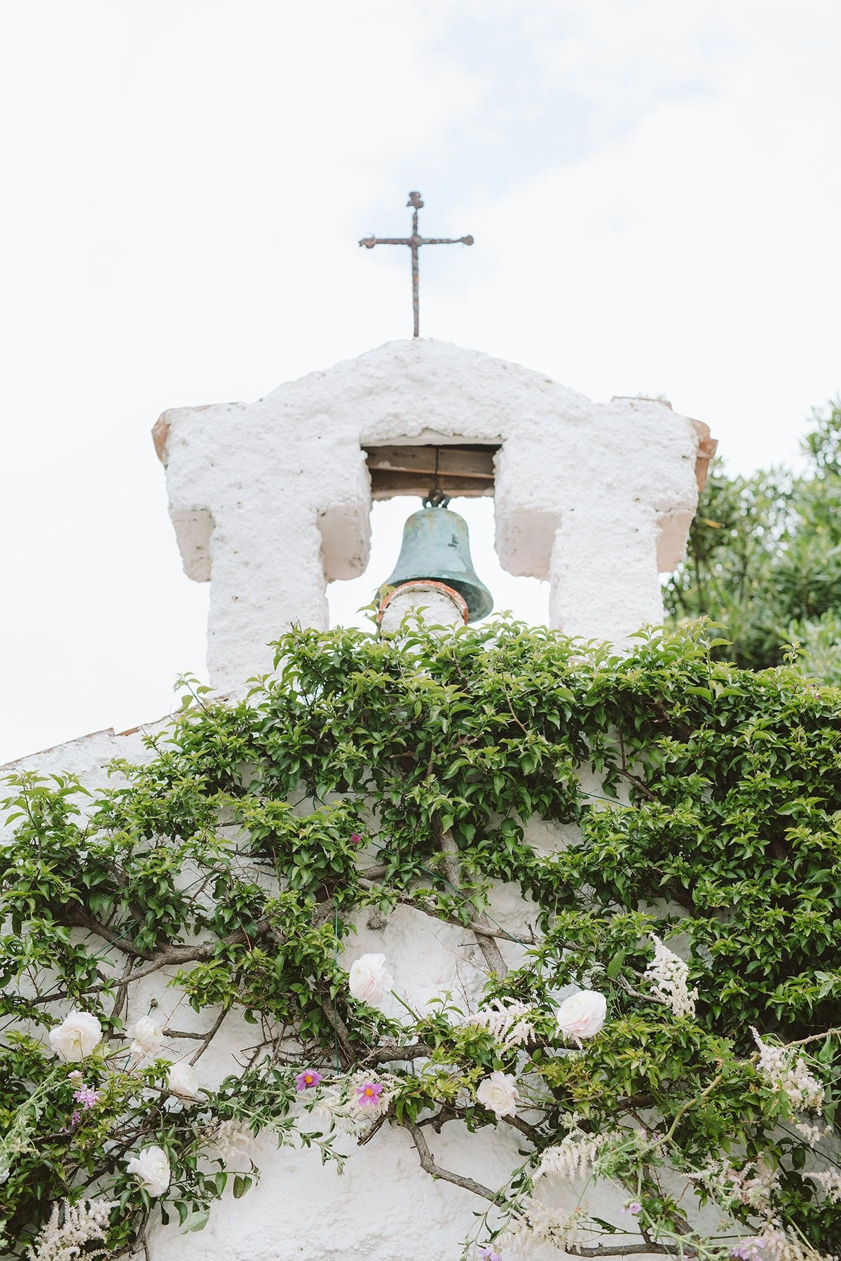 Elopement in Costa Smeralda, church