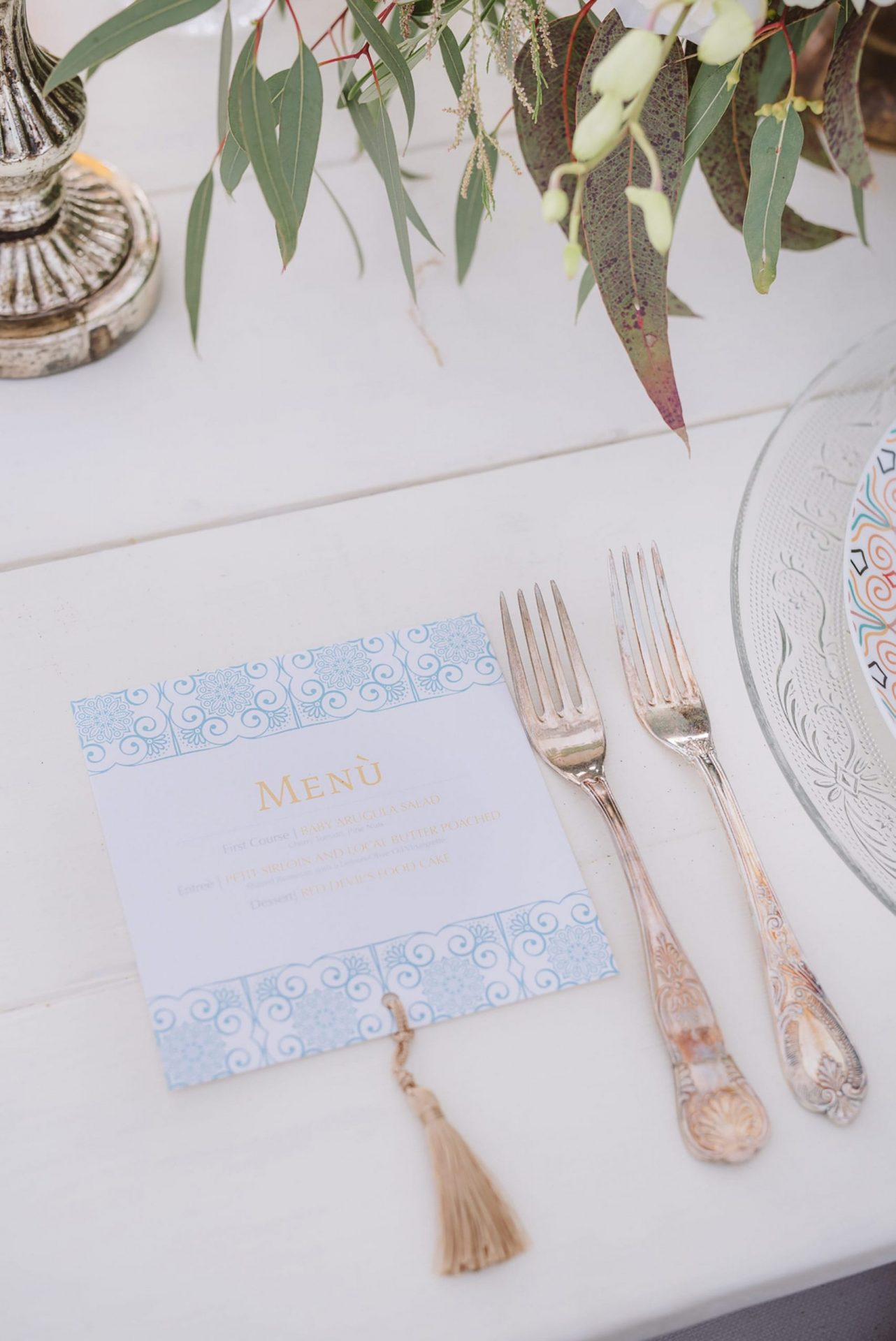 Wedding stationery, Elopement San Pietro Island
