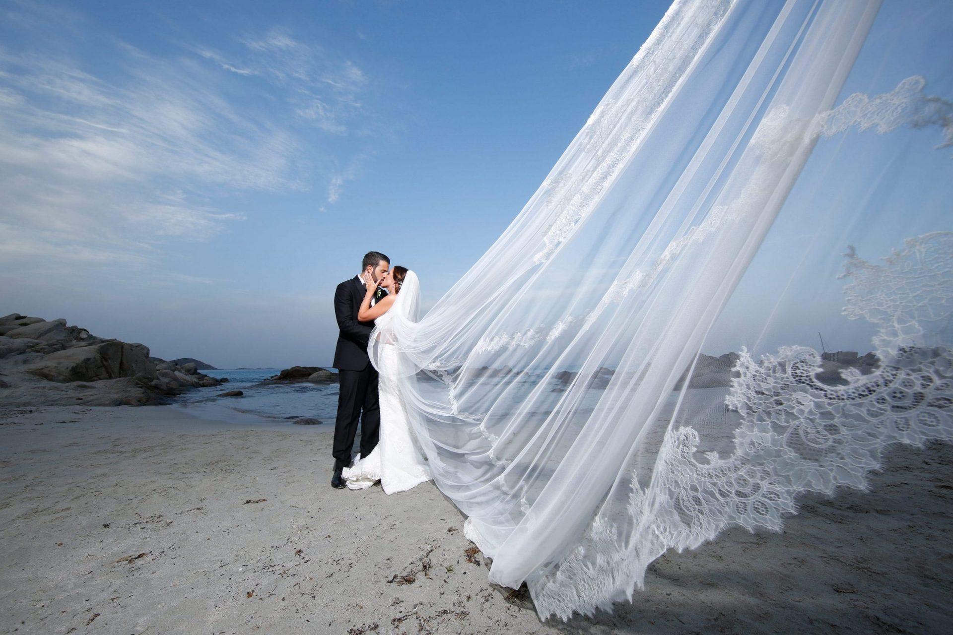 Enza e Samuele, wedding in Villasimius