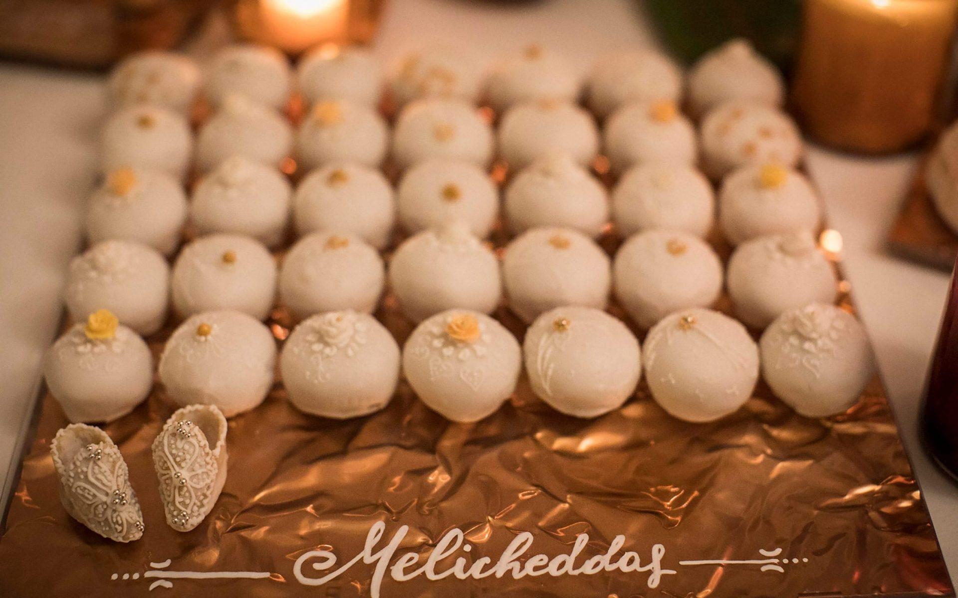 Su Gologone wedding, traditional Sardinia sweets