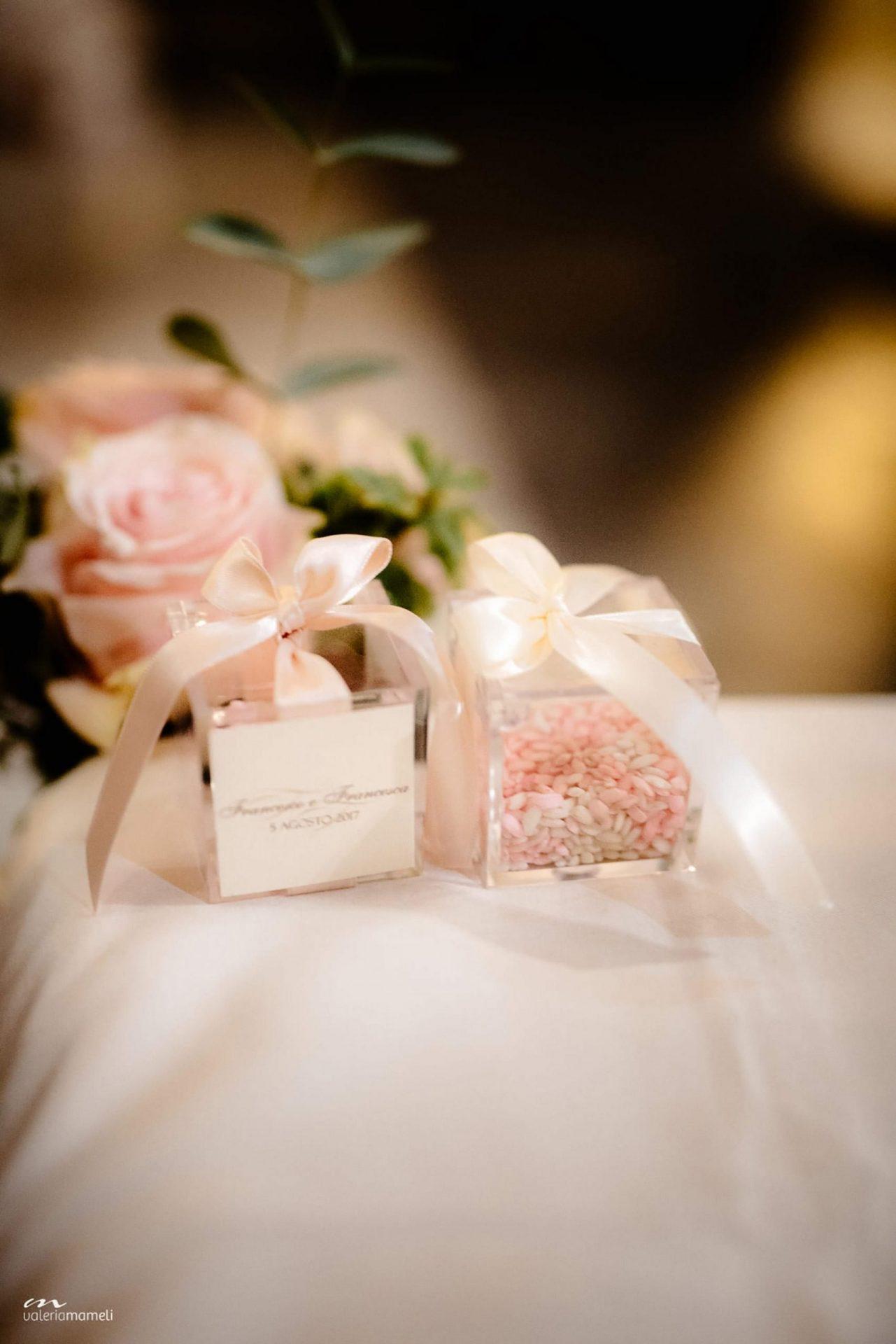 Francesca and Francesco, ceremony details