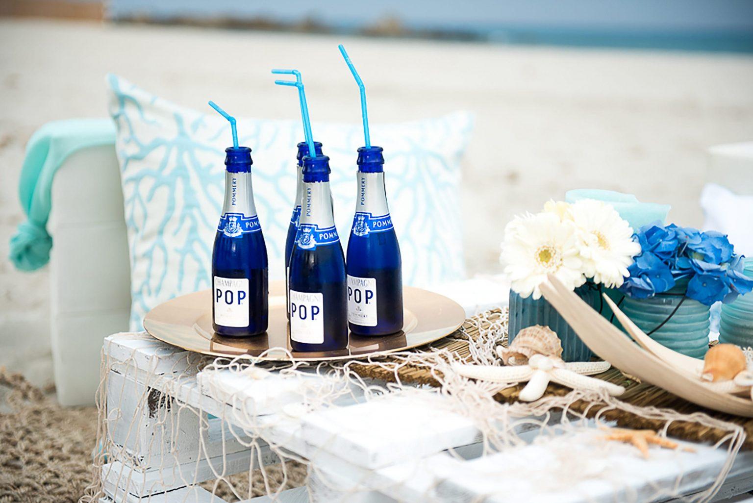 Sardinia. Theme party on the beach