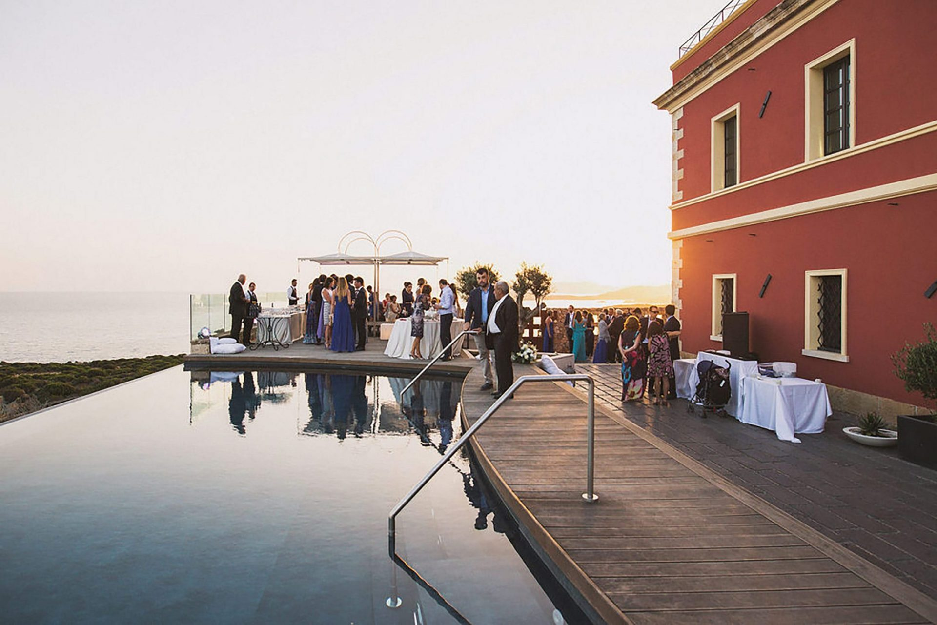 Marianna and Matteo, lighthouse wedding in Cagliari