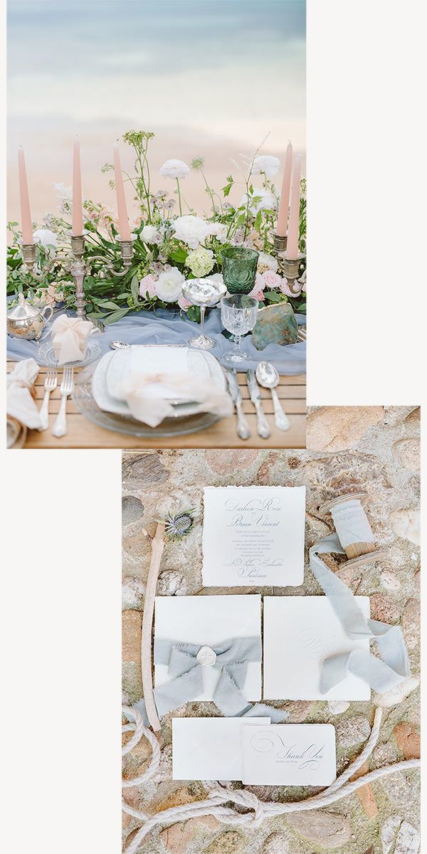 Wedding Styling and Design by Sara Carboni