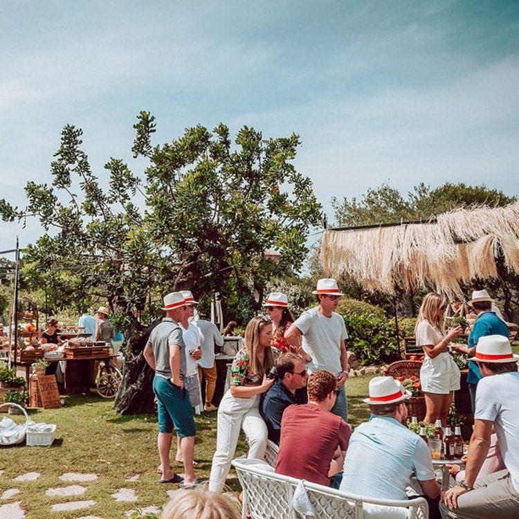 Guest Experience, Italian brunch in Costa Smeralda