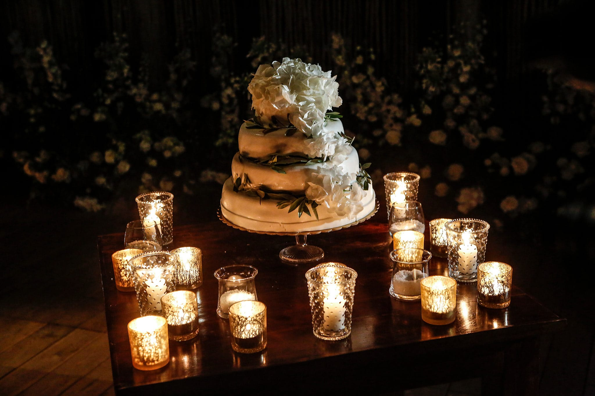 Agustina and Gianluca, wedding cake